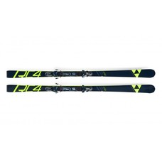 Горные лыжи Fischer RC4 Worldcup GS jr. Curv Booster 120-125