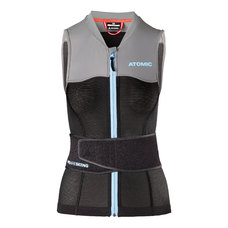 Защита спины Atomic Live Shield Vest W Black/Grey