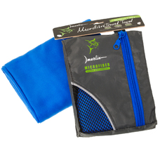 Полотенце Marlin Microfiber Travel Towel Royale Blue 40*80cm
