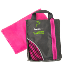 Полотенце Marlin Microfiber Travel Towel Magenta 40*80cm