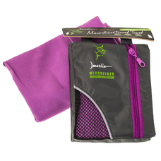 Полотенце Marlin Microfiber Travel Towel Dark Purple 40*80cm